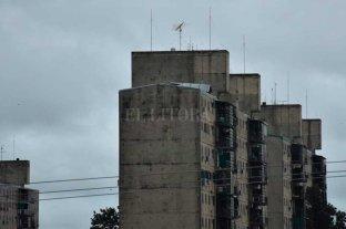 La tormenta hizo estragos en barrio El Pozo -