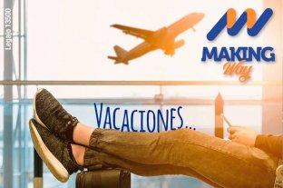 Una ayuda para tus vacaciones