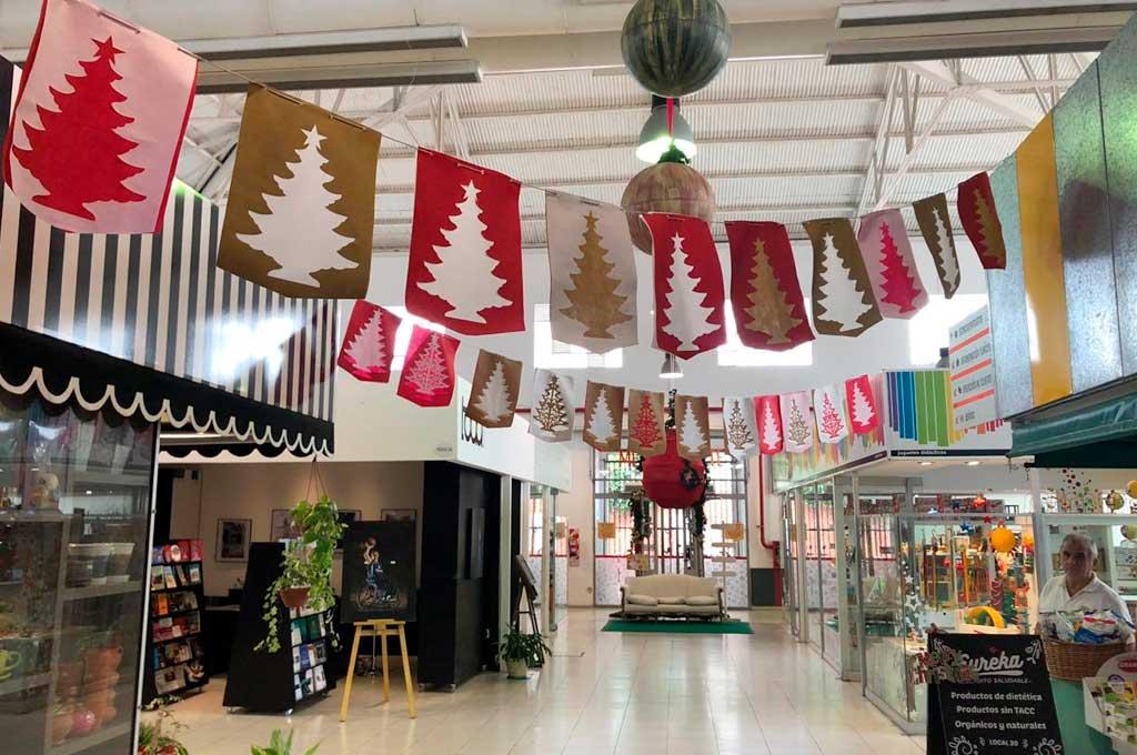 Las compras para las fiestas se hacen en Mercado Norte