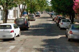 Le robaron el auto en María Selva y apareció abandonado en Las Delicias - La zona donde se produjo el hecho  -