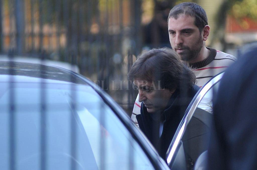 Caso Ciccone: Núñez Carmona salió en libertad bajo fianza y con tobillera electrónica