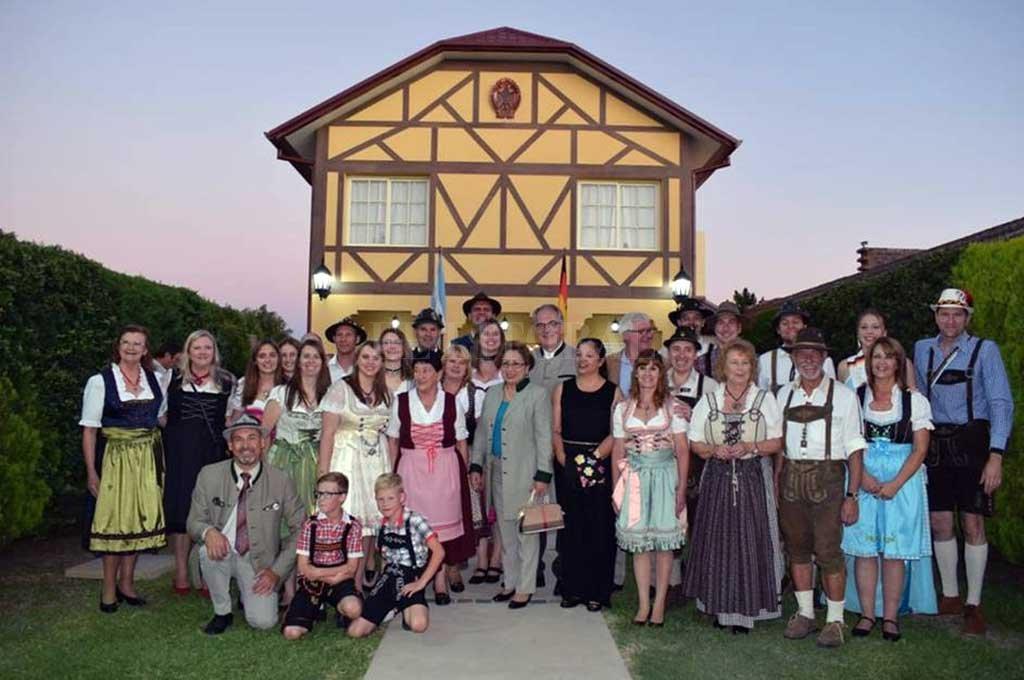 Humboldt también sale a  rescatar sus raíces alemanas