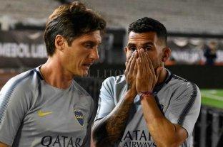 Tevez confirmó que sigue un año más en Boca