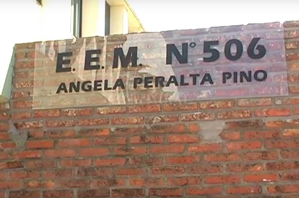 Robaron en una escuela del oeste de la ciudad