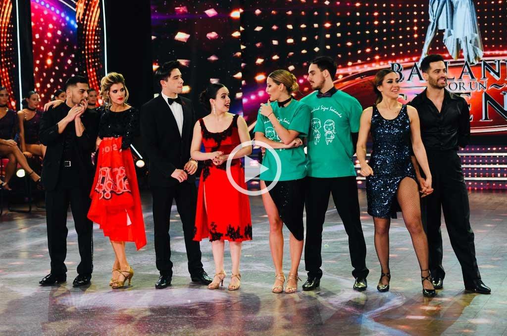 Ya se conocen los semifinalistas del Bailando 2018