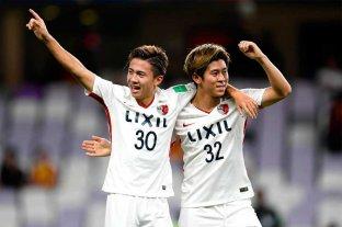 Kashima Antlers venció a Chivas y jugará con Real Madrid