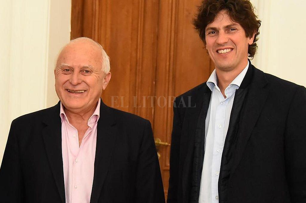 """Para Lifschitz, Martín Lousteau es """"una figura necesaria"""" para construir """"un proyecto alternativo"""""""