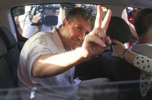 """Boudou dijo que """"uno puede haber cometido desaciertos, pero no delitos"""" -  -"""
