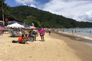 """Vacaciones: se eligen destinos más baratos y volvió """"el regateo"""" - Las playas de Brasil, sobre todo las del sur, siguen siendo el principal destino internacional de los santafesinos. -"""