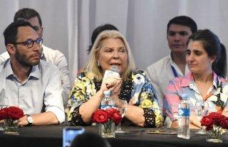 """Elisa Carrió llamó a """"cambiar Cambiemos"""" -  -"""