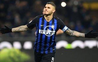 Icardi picó el penal y el Inter volvió a la victoria