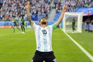 Afirman que Messi confirmó su regreso a la Selección Argentina -  -