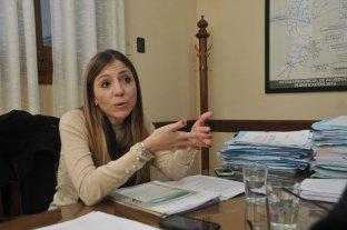 El Enress, más cerca de los prestadores del interior - Anahí Rodríguez, titular del Ente Regulador de los Servicios Sanitarios, piensa que ese órgano debe aggionarse y tener un rol más propositivo.  -