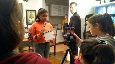 El Globo Rojo estrena sus cortometrajes 2018 - La propuesta estuvo coordinada por Carolina Tacca, con la asistencia docente de Aldín Motatu y Aron Vargas. -