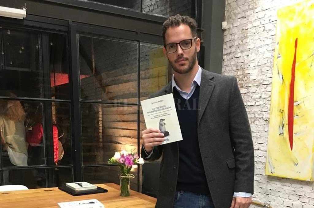 El psicoanalista Ignacio Neffen. <strong>Foto:</strong> Flavio Raina