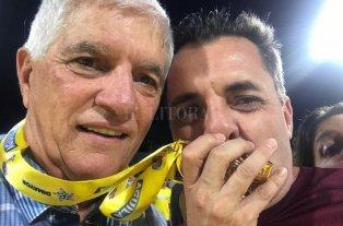 Comesaña, campeón del fútbol colombiano con Junior -  -