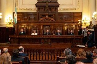 La Corte Suprema emite un fallo clave sobre jubilaciones  -  -