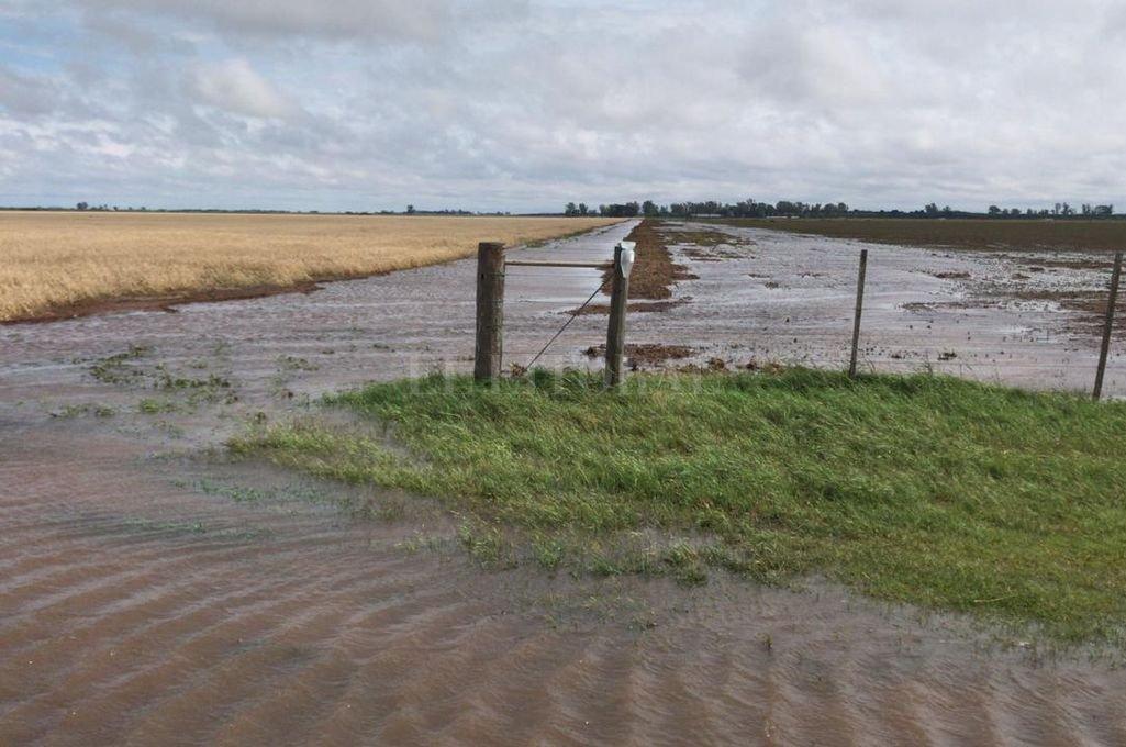"""La Sociedad Rural de Rosario denuncia una """"nueva crisis hídrica"""""""