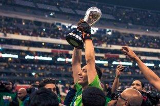 Con Marchesín como protagonista el América de México se consagró campeón