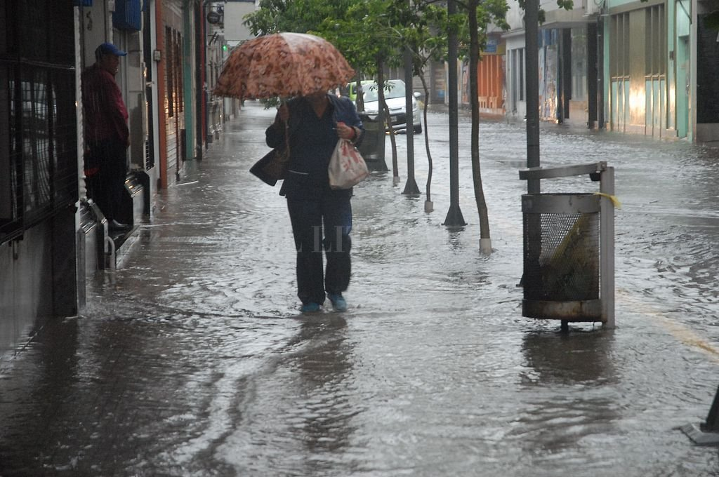 Renovaron el alerta por lluvias y tormentas intensas -  -