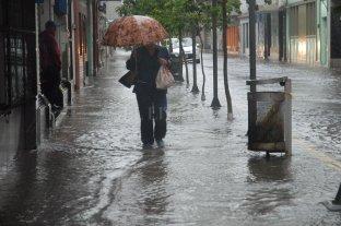 Alerta renovada por tormentas fuertes -