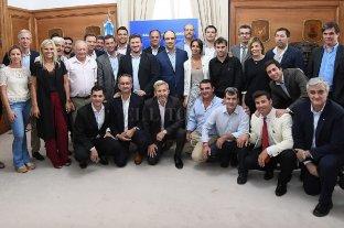 """José Corral destacó """"la mirada federal del Gobierno de Mauricio Macri"""""""