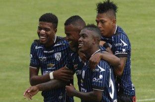 El rival de Unión: Independiente del Valle -  -