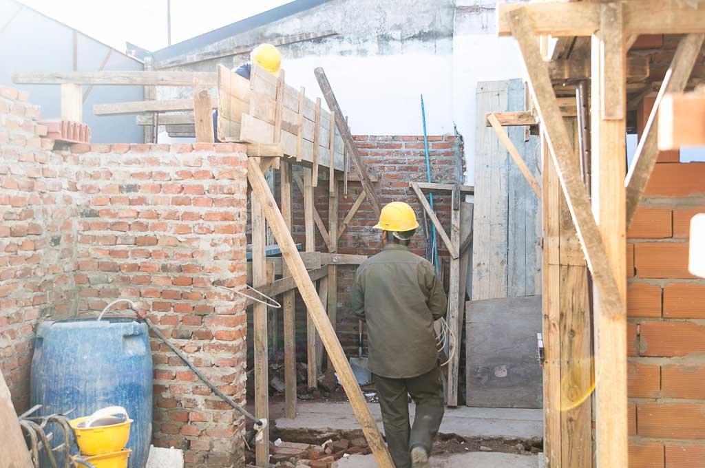 Inauguran la obra de remodelación de la vecinal de Alto Verde