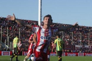 Soldano y Vélez: se reanuda la novela - Empezó con todo. Franco Soldano inició la Superliga marcándole a Aldosivi, después no pudo sostener su nivel y sólo marcó un gol más en esta primera mitad del certamen. -