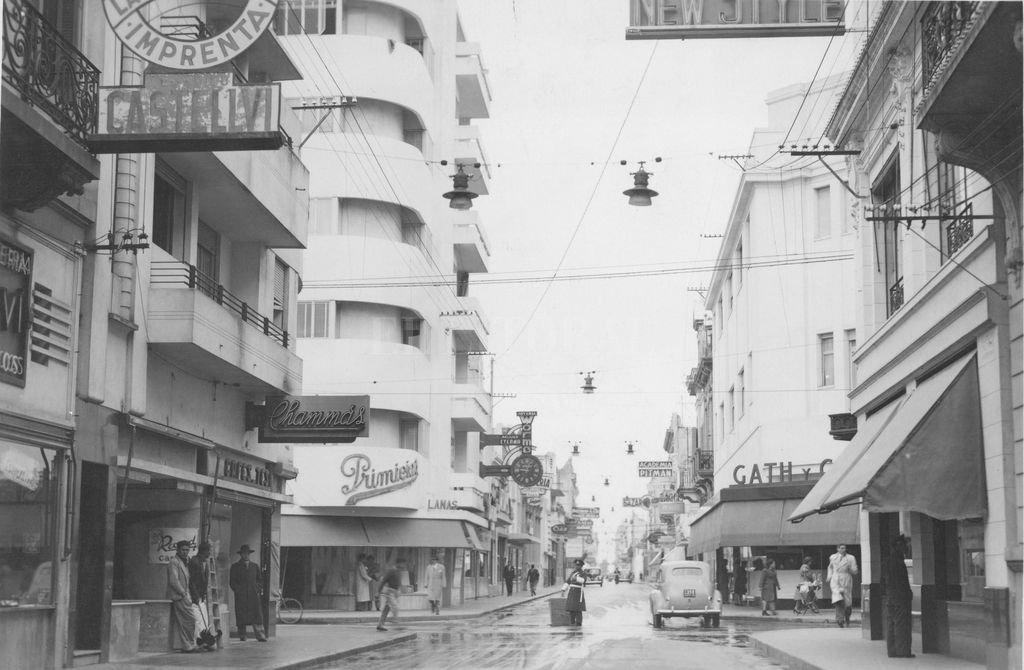 Esquina San Martín y Salta. Crédito: Archivo El Litoral.