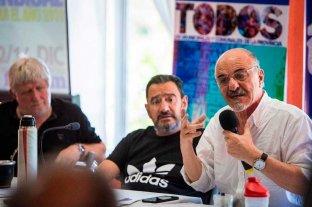 Carlos Tomada clausuró el seminario de los municipales -  -
