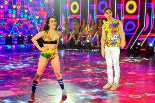 Julian Serrano y Sofi Morandi los primeros finalistas del Bailando