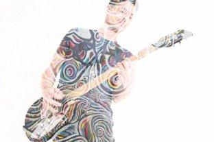 """Chino Mansutti edita """"Llegando"""" - El clip (dirigido por Wally Binco) es un lyric video con temática intimista, ámbito por el cual el cantante nos tiene acostumbrados a sobrevolar. -"""