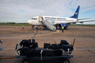 Niegan un plan para privatizar Aerolíneas Argentinas -  -