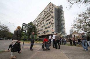 Preocupación por hechos vandálicos y robo en oficinas del Centro Cívico - El Centro Cívico, en el sur de la ciudad, alberga oficinas de varios Ministerios, entre ellos, Economía y Educación. -