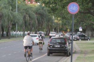 Empresario de la noche detenido   por chocar a una ciclista y huir - El hecho se produjo en la zona del Faro en la Costanera santafesina.
