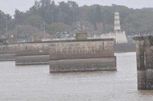 Pilares de la Setúbal: recomiendan restaurarlos y construir un puente