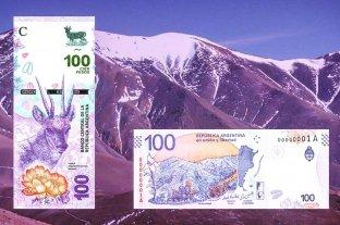 Comenzarán a emitirse las monedas de 10 pesos y los nuevos billetes de 100 -