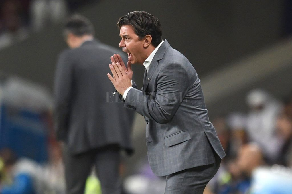 """Gallardo: """"Esta derrota no mancha lo conseguido contra Boca"""""""