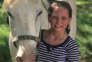 ¿Milagro?: Una niña tenía un tumor cerebral devastador pero desapareció