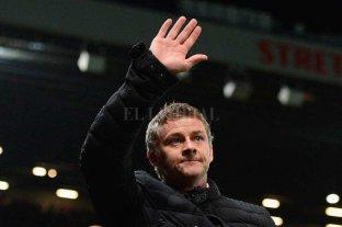 Solskjaer será el entrenador del Manchester United