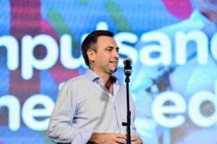 Mestre lanzó su precandidatura a gobernador de Córdoba