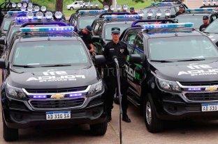 La Policía de Seguridad Vial tiene 40 nuevas camionetas -  -