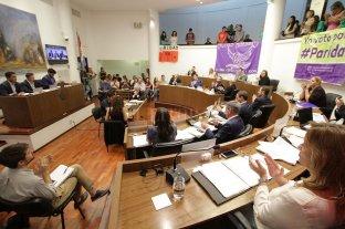 """Corral ya tiene su último Presupuesto, pero la oposición """"marcó la cancha"""""""