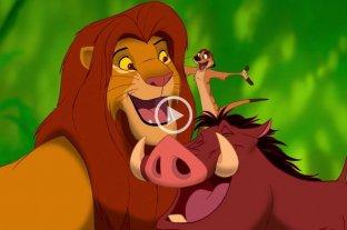 """Acusan a Disney de robar la frase """"Hakuna Matata"""""""