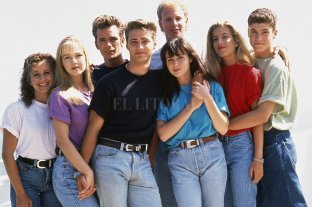 """""""Beverly Hills 90210"""" volverá 18 años después con su reparto original"""