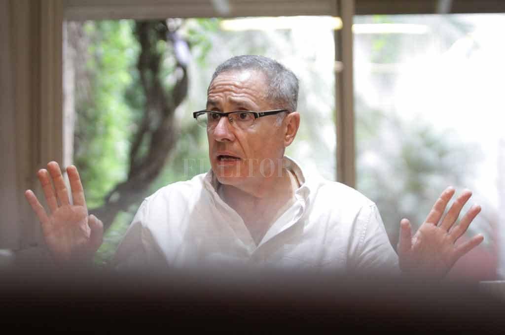 Cuando estuvo al frente de la PSA, llevó adelante varias investigaciones sobre policías santafesinos vinculados al negocio de la droga. Crédito: Pablo Aguirre