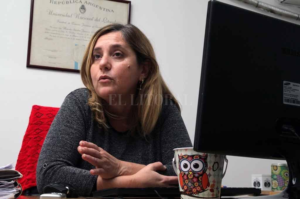 La fiscal Mariela Jiménez piensa que los dos imputados son parte de una extensa red de pedófilos. Crédito: Archivo El Litoral