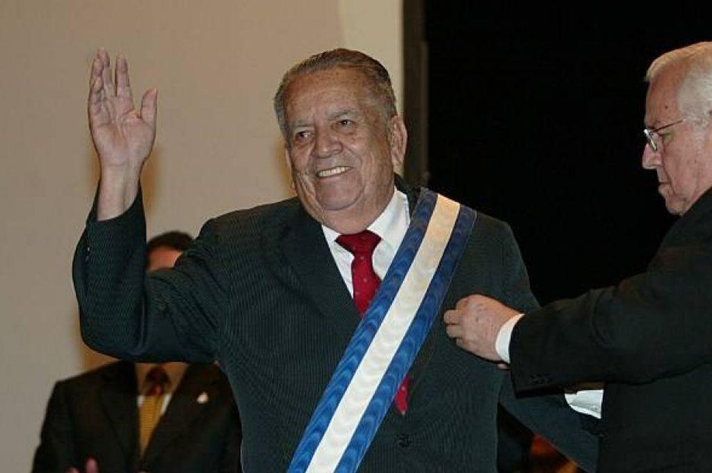 Roberto Suazo Córdova, ex presidente de Honduras, muere a los 91 años