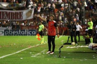 Héctor Bidoglio fue confirmado como entrenador de Newell